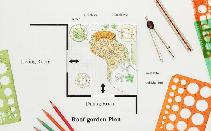 Home Exterior Landscape Design Plans