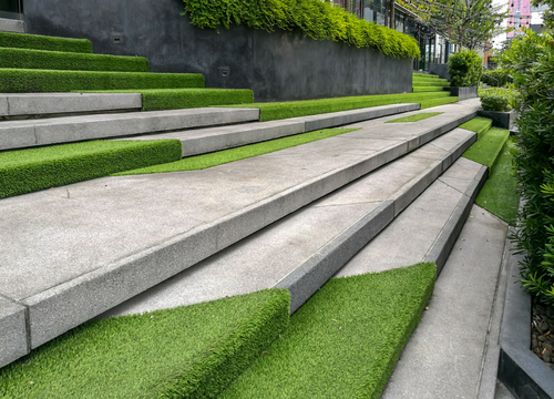 Hardscaping Designs with Concrete